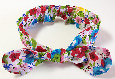 Fab And Flowery Handmade Baby Headband Baby Shower Newborn Headband Baby Gift