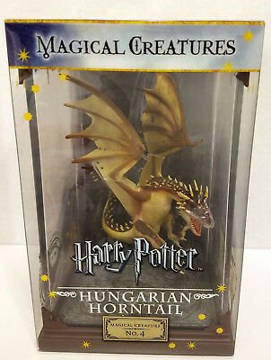 Harry Potter Magical Creatures #4 Hungarian Horntail Figurine Noble NN7539