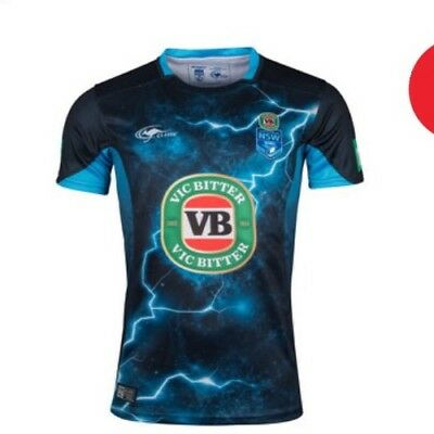 New South Wales 2017 Rugby League Classic Shirt (S) Training Shirt Size Xl