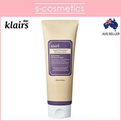 [KLAIRS] Supple Preparation All-Over Lotion 250ml