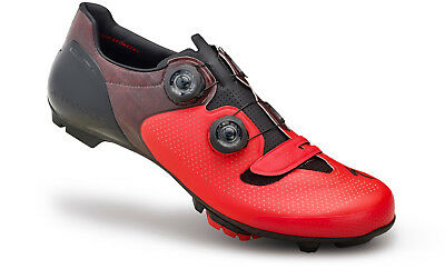 Specialized S-Works 6 XC MTB-Schuh - Red/Black