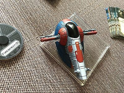 Slave I Painted X-Wing Miniatures Star Wars Expansion Pack