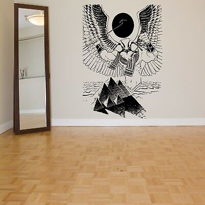 Wall Room Decor Art Vinyl Decal Sticker Mural Egyptian God Horus Poster AS260