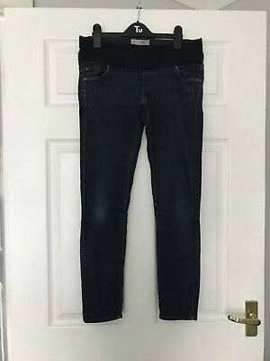 Topshop Leigh Maternity Jeans 10 / 30