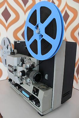 Bell & Howell Filmosonic 600Zrx Super 8 Cine Film Movie Projector Guaranteed