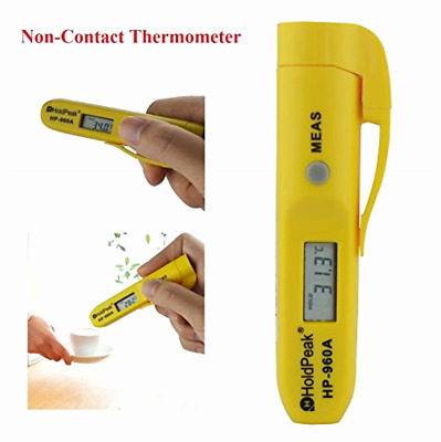Infrared Temperature Temp Gun Thermometer IR Laser Point LCD Measurement Digital