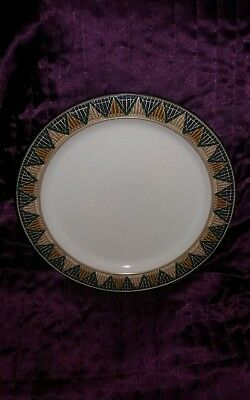 Denby Boston Spa Dinner Plate 10.5  Inches