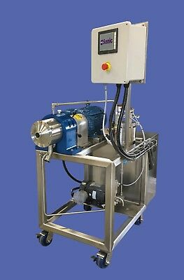 Colloid Mill Cart System | Portable Colloid Mill
