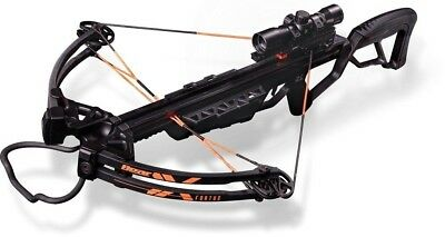 Bear Archery Fortus Crossbow PKG BLACK SHADOW 60% OFF @$199.88