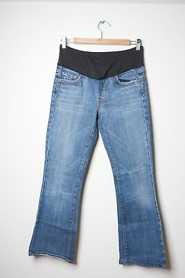 Women's Citizen of Humanity ~ MATERNITY~ Belly Panel JEANS size 28W 28L