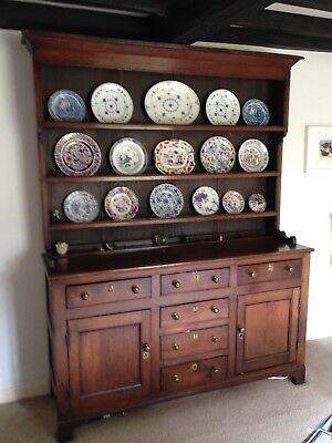 Antique Oak Dresser circa 1800 - price reduction