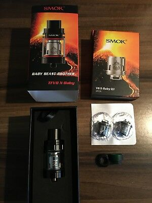SMOK TFV8 X-Brother inkl. Coils extra Driptip