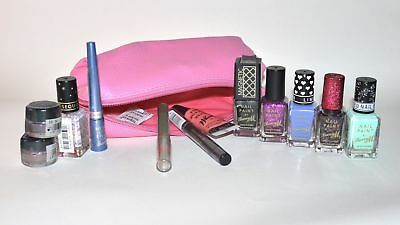 Barry M - Make up Bag Gift Set - Assorted Contents perfect for CHRISTMAS!! L@@K