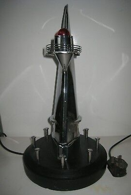 Art Deco Style Ships mast design table lamp now reduced price  Only  this one !!
