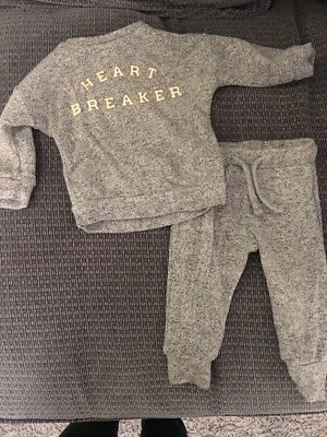 Age 3-6 Months Baby Girl Tracksuit River Island