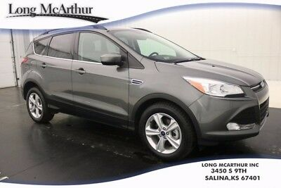 2014 Ford Escape SE TURBO 1.6L ECOBOOST AUTOMATIC  MSRP FORD CERTIFIED $27780 ONE OWNER! SE CONVENIENCE PACKAGE ALLOY WHEELS TONNEAU COVER SYNC COMMUNICATIONS