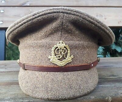 Casquette Anglaise Military Police ww1