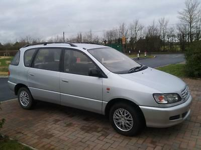 1999 Toyota Picnic GS 2.2 TD (7 seater)