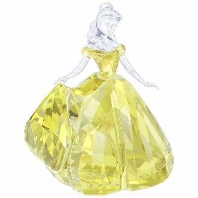Swarovski Figurine Disney Limited Edition 2017 Belle Beauty and the Beast 524...