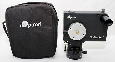 iOptron SkyTracker Camera Mount with Polar Scope - Excellent