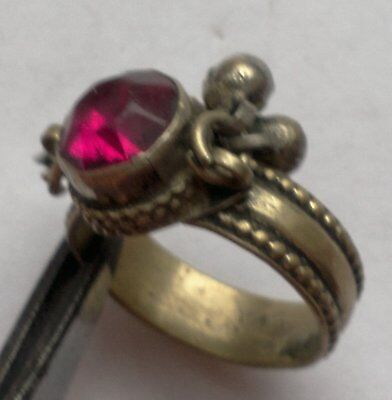 Ring kit enchanted with the powers of Marid Djinn Genie deity wishes granted