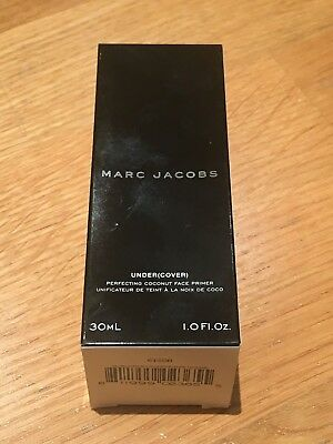 Marc Jacobs Undercover Coconut Face Primer 30 Invisible New