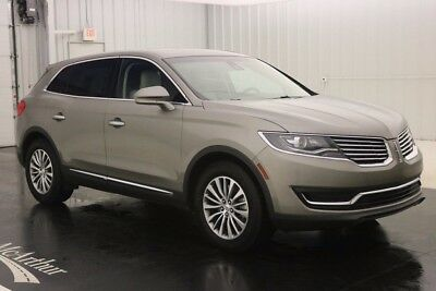 2016 Lincoln MKX SELECT PLUS LEATHER NAVIGATION LINCOLN CPO LOW MILES LINCOLN CERTIFIED PRE-OWNED, SELECT PLUS PACKAGE, CLIMATE PACKAGE, SYNC 3,