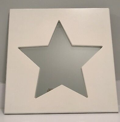 Nursey Or Kids Room Mirror With Star Opening