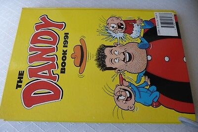 The Dandy Book Annual 1981 Great condition