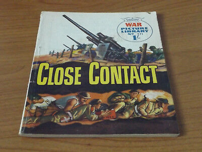 WAR PICTURE LIBRARY NO 371!,dated 1967!,GOOD for age,great 50!YEAR OLD issue.