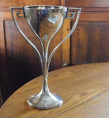 Simons Brothers (Philadelphia) Sterling Silver Trophy / Loving Cup 1910s/1920s