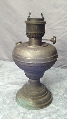 super rare Bartholdi oil lamp