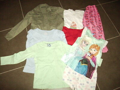 Bundle Of Girls Clothes - Size 6 - Cotton On, Seed, Etc