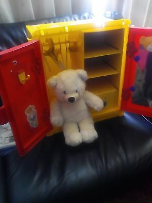 build a bear wardrobe and bear