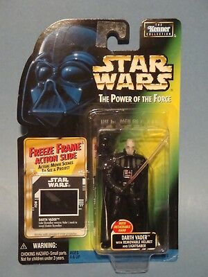 Star Wars Darth Vader With Removable Helmet! Nm!