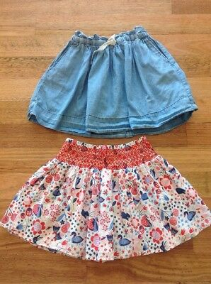 Girls Size 6 Countryroad Skirts