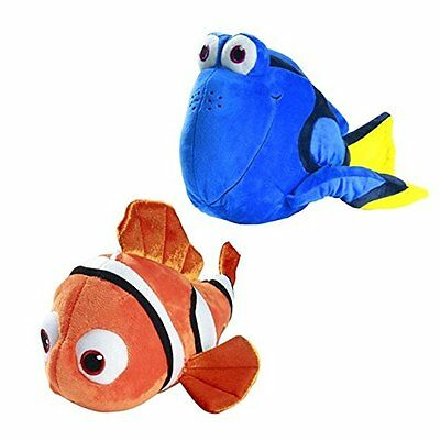 finding nemo and dory plush toy stuffed 9 inch set of 2 17 51