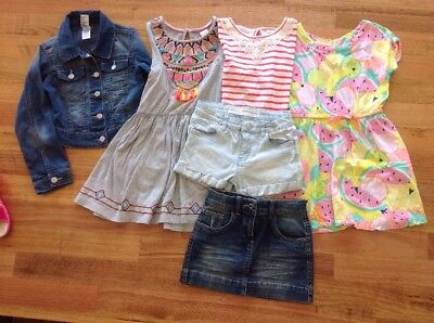 Girls Size 6 & 7 Bundle