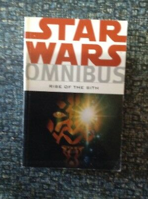 Star Wars Omnibus. Rise Of The Sith.