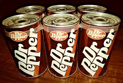 Very Rare Dr Peper 6 Pack Of Cans That Have Golf Balls Inside Of Them 60`s-70`s