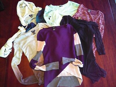 Lot Of 6 Small Rue21 Shirts - Some Never Worn!!!
