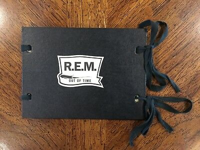 R.E.M. REM Out Of Time Special Edition Michael Stipe Vintage Rare