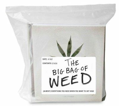 The Big Bag of Weed (Almost) Everything You Need When You Want ... 9781440527944