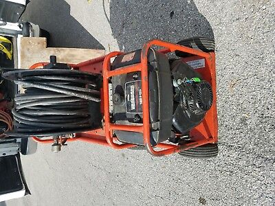 General J-3055 Hydro Sewer Jetter