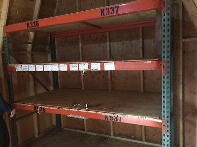 Heavy Duty Storage Shelving Industrial Warehouse Commercial Racks with Shelving