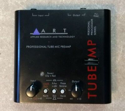 Art Tube MP Audio Preamp