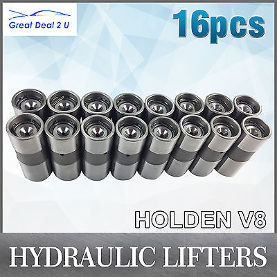 Genuine Machter Hydraulic Lifters For Holden V8 253 308 304 Efi 5.0L Premium