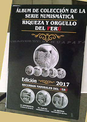 "32-Coins: ""riqueza Y Orgullo Del Peru""/""wealth And Pride Of Peru"" - 2010-2016"