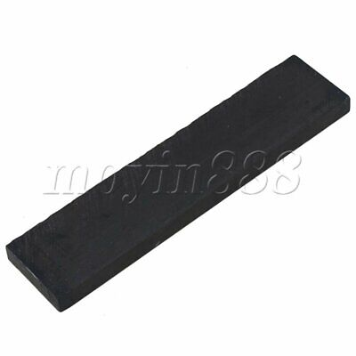 Black Ebony Hardwood Blank Block for Guitars Cabinet Furnitures Lumber