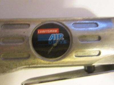 """Craftsman Air Drive tool 3/8"""" Ratchet Wrench (919-18288-B)"""